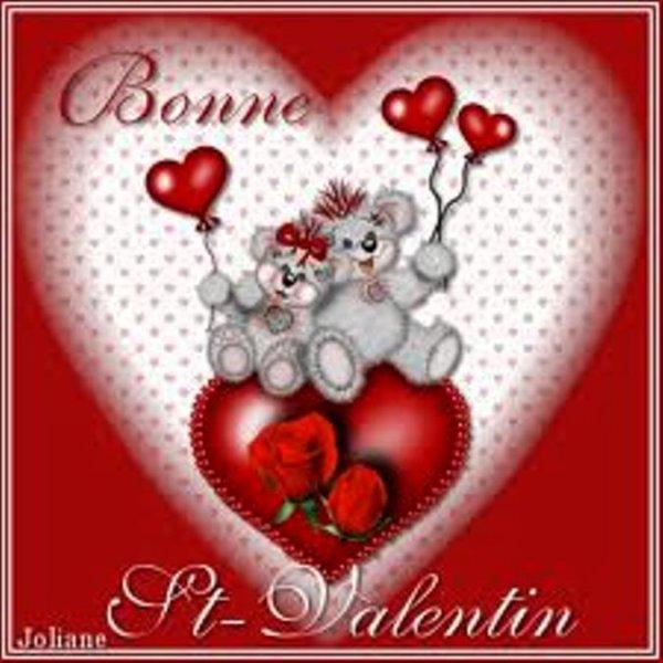 bonne  fin de saint Valentin  a ceux qui le prolonge