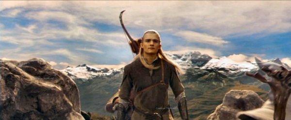Legolas, chemin du sud