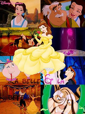 Fiche film beauty and the beast ♥♥