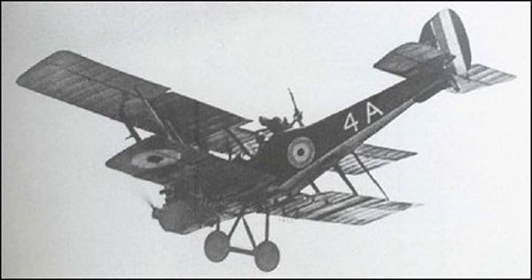 Royal aircraft factory R.E.8
