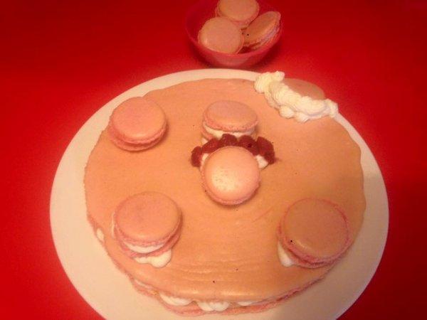 macaron geant