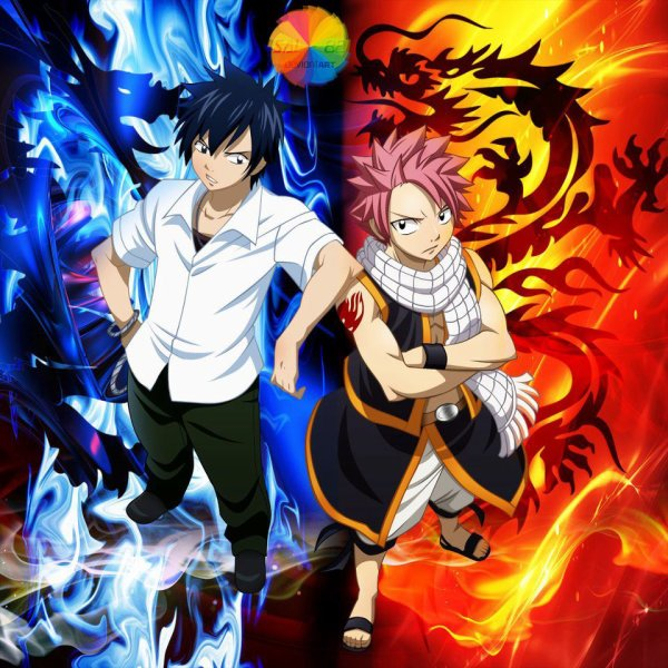 Warriors Fire And Ice Episode 4: Natsu Et Grey (l