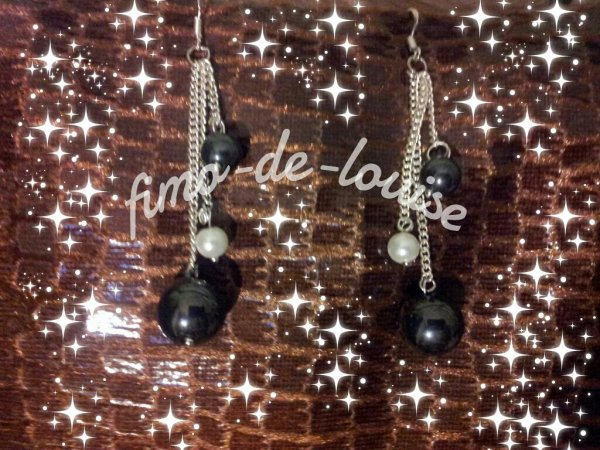 boucle chaine perle chambala