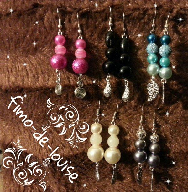Commande B.O perles