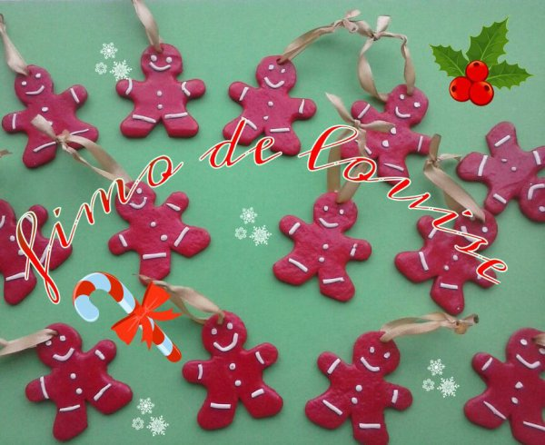 Pain d'épices rouge