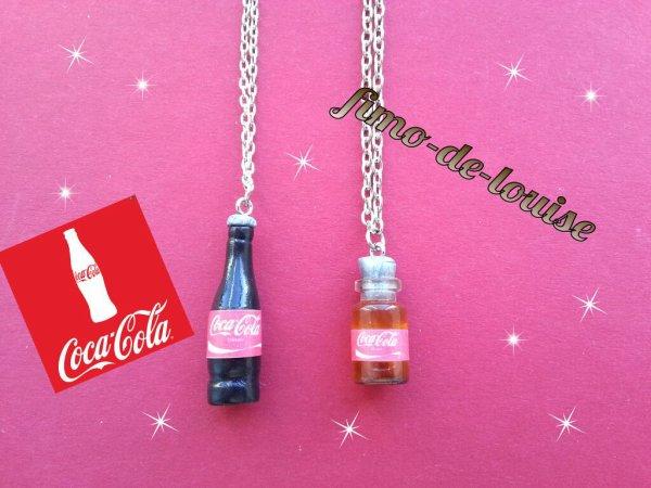 Collier coca cola