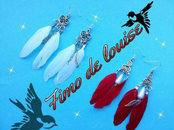 Jolie plumes