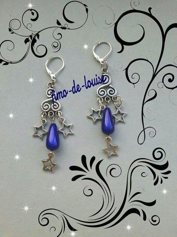 Jolie bleu