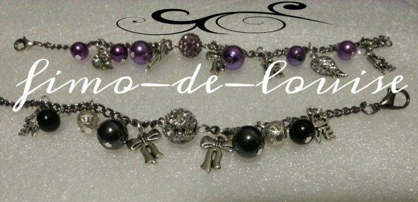 Bracelets perles