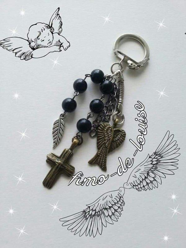 Porte clés chapelet