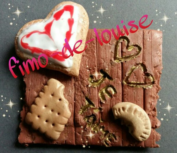 St Valentin ! !!gourmands