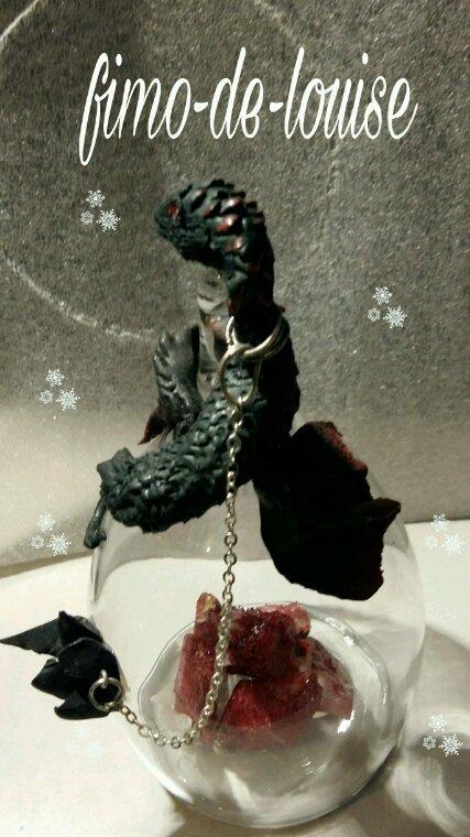 Dragon fimo