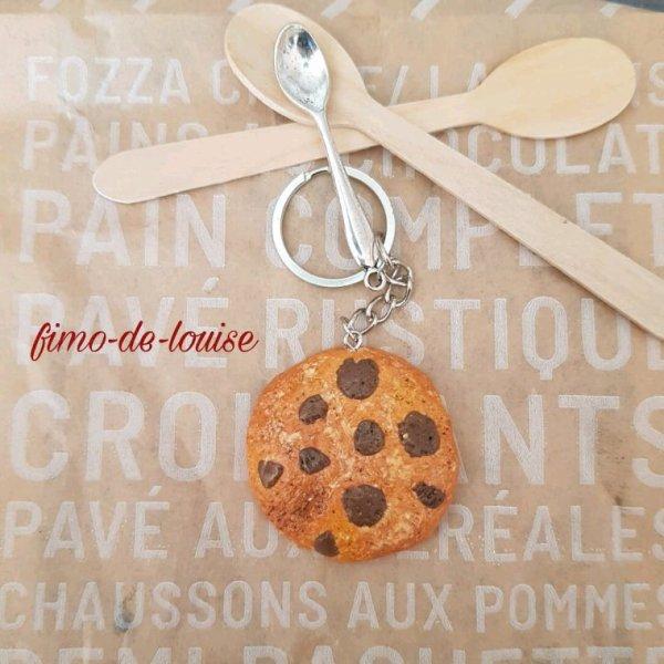 Porte clé cookies