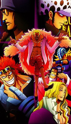 Doflamingo and Co