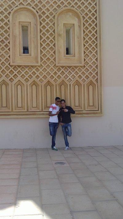 moi avec dahmani