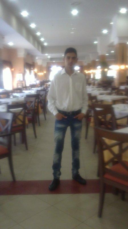 moi au restaurant