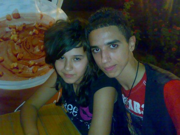 me & Houdà