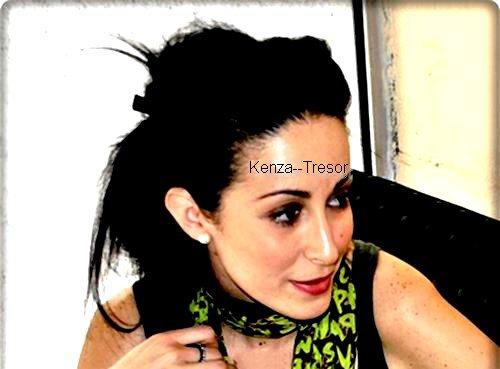 Kenza--Tresor.Skyrock Kenza--Tresor.Skyrock  One Love Kenza (❤)