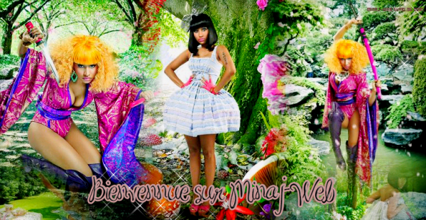 Nicki Minaj is a perfect Barbie bxtch !