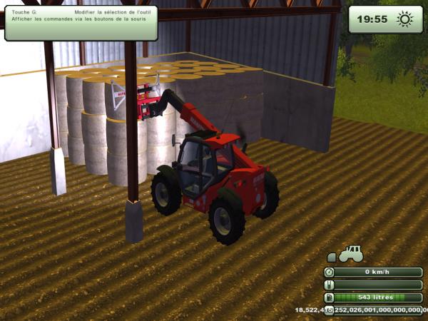 Petit coup d'oeuil sur mon farming pendant la periode des ballots