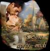 BEL APRÉS-MIDI À TOUS BISOUS BISOUS