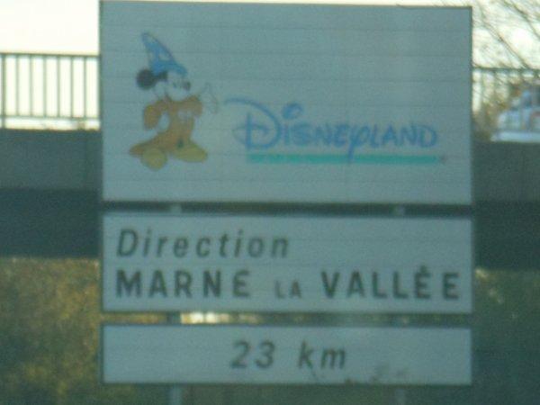 Mon Séjour à Disneyland Paris !!! Partie 1