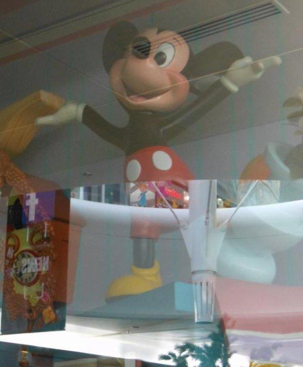 Mon Disney store !