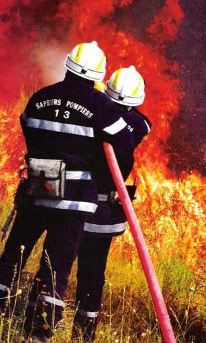 pompier du 13