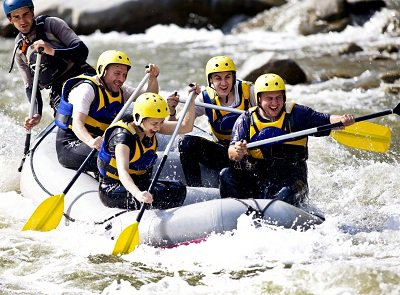 Whitewater Rafting Safety Tips from Your Friendly Urgent Care Doctors