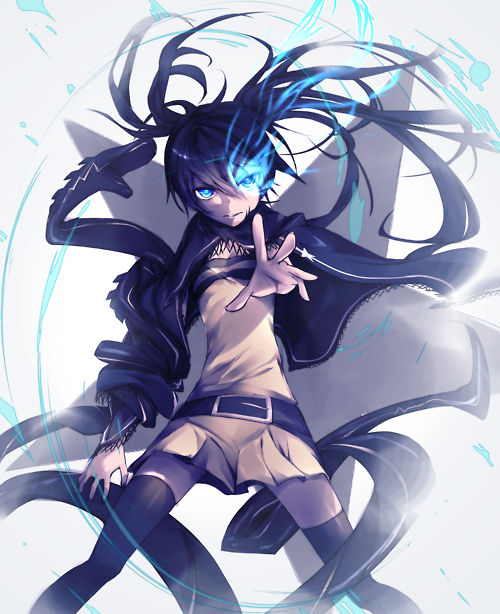 black rock shooter innocent soul