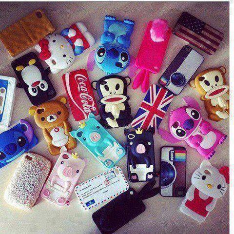 Des téléphones a la mode !