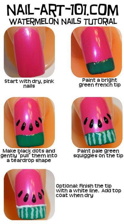 Idées pour des ongles au top !