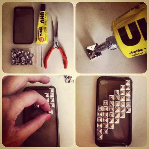 Comment Fabriquer vos propres coques de téléphone