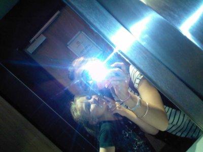 ♥♥  Eux && Moii PiiTiiTe Scéance  Photo Au MacDo Mdr Jvous Aiimes Meii Amours Quoa Plus Important Qu'la Famiille ♥♥