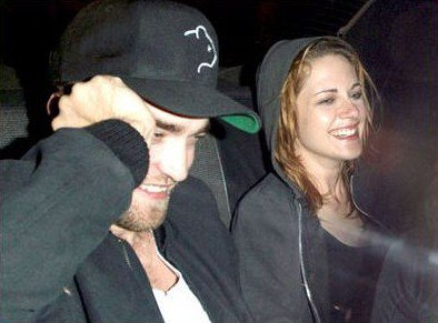 Rob et Kris - Plus plus proche que jamais.