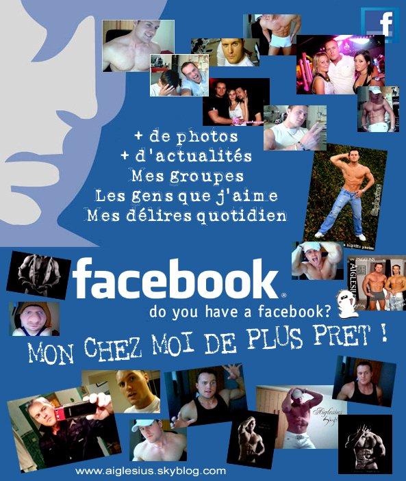 Facebook.com, do you have a Facebook? Mon profil * * **** *