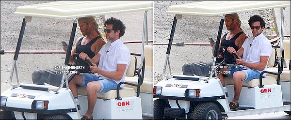 Chris Hemsworth était présent sur le tournage de Avengers : l'Ere d'Ultron