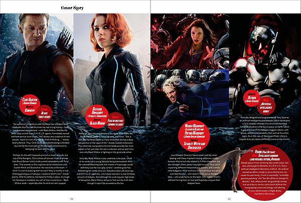 → Chris et ses co-stars font la couverture du magazine « Teenage»