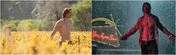 Découvre les premières images du nouveau film de Chris «Bad Times at the El Royale!»