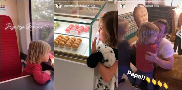 Chris Hemsworth, sa femme Elsa Pataky et leurs enfants sont en vacances au Maroc