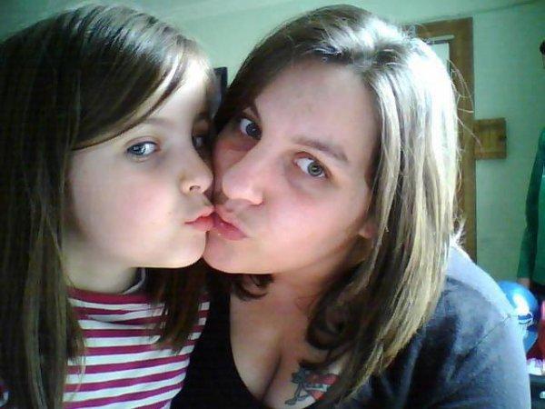 Ma grande nenette et moi