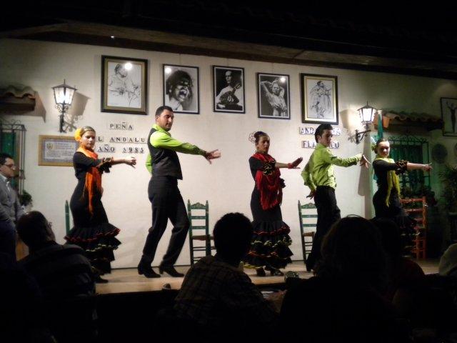 Grupo Fondo Flamenco