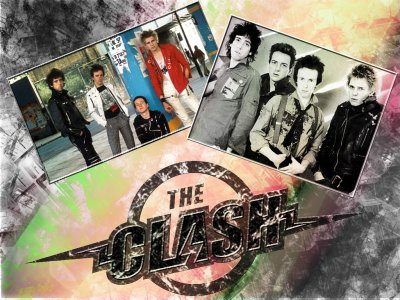 The Clash ! / The Clash - London Calling (2010)