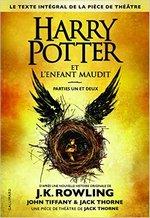 Livre n°1 : Harry Potter ( et l'enfant maudit )