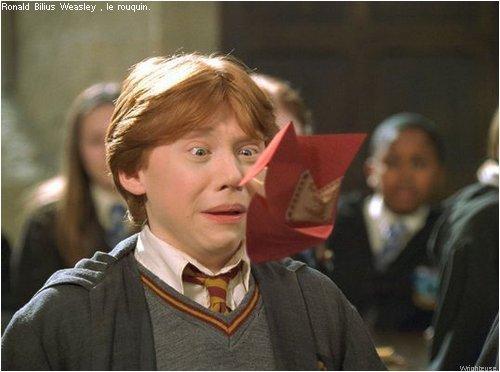 La beuglante de Mrs Weasley