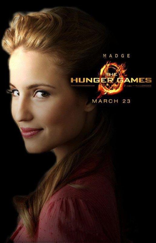 Madge Undersse une amie chère de Katniss