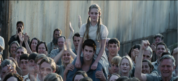 Return to district 12