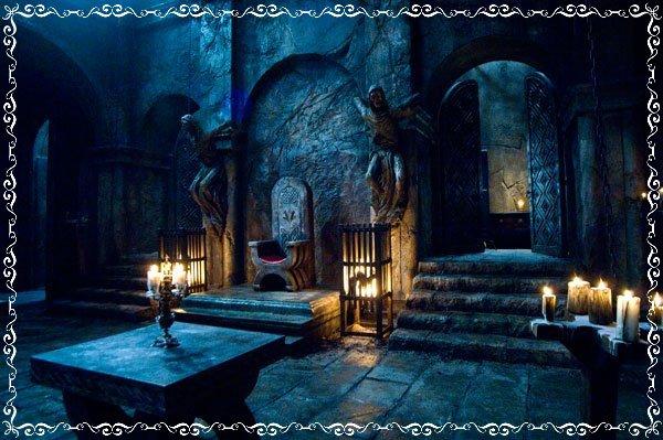 Bienvenue dans le District d'Underworld !