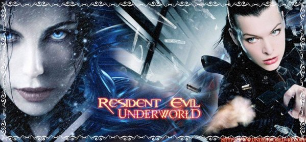 Le forum d'Underworld et de Resident Evil !