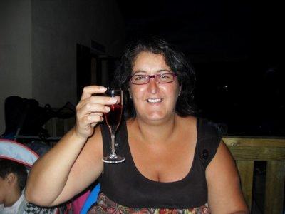 une ptite photo de moi l'année derniére en Vendée